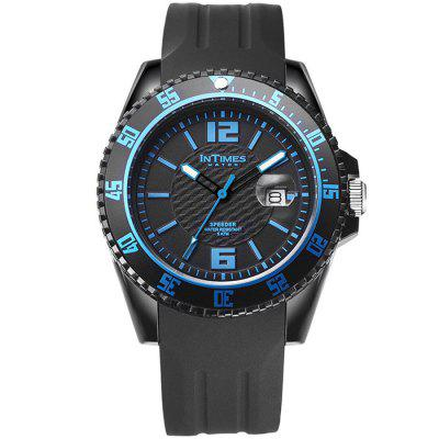 In Times IT - SD067S Sport Watch with Silicone Band