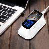 Intelligent Multiple USB Interfaces Charger - WHITE
