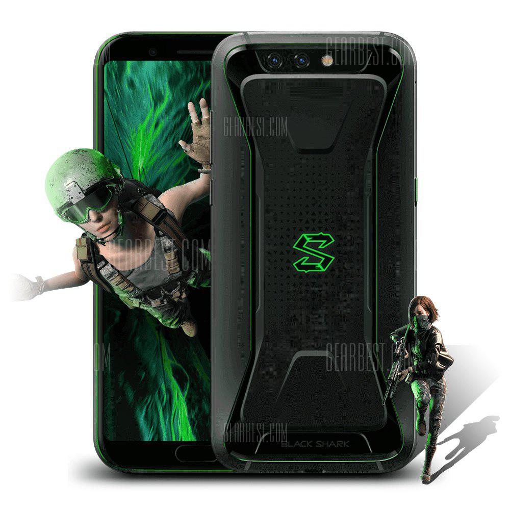 Versión global de Black Shark 4G Phablet