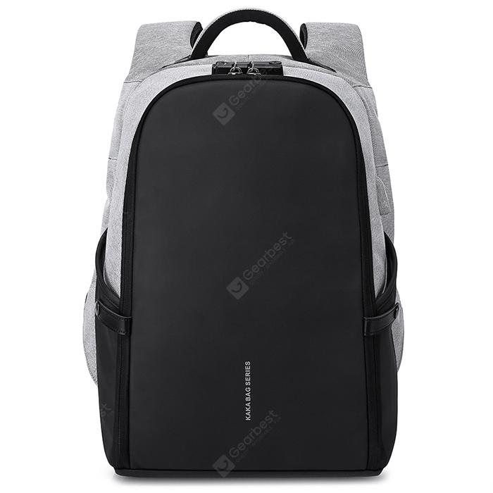 KAKA Men's Business Anti-theft Casual Backpack