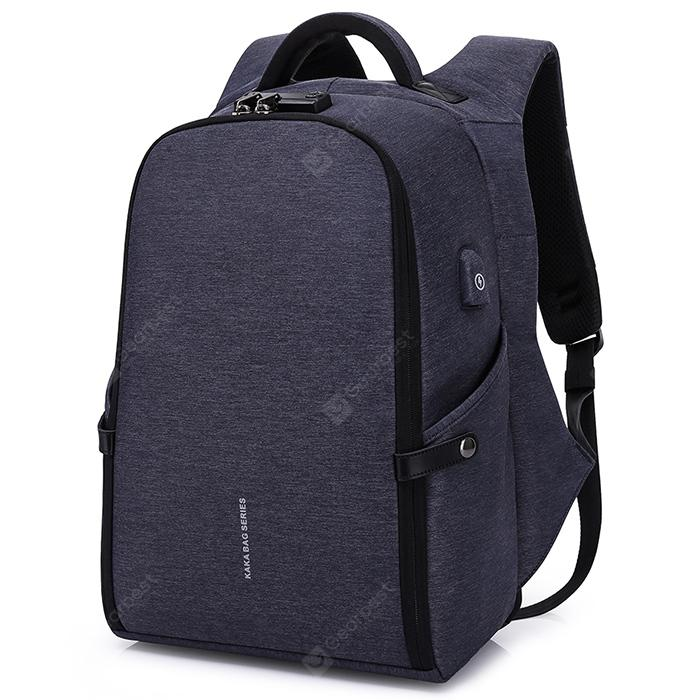 01d66828f4 KAKA Men Business Anti-theft Casual Backpack -  41.34 Free ...