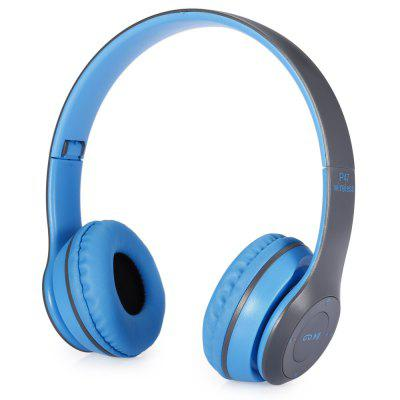 Foldable Bluetooth Wireless Headset Noise Cancelling  P47