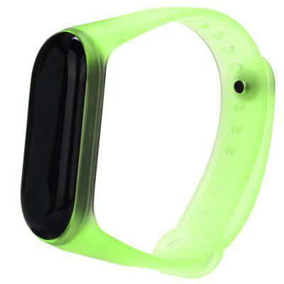 Silicone Wristband + TPU Screen Protector for Xiaomi Mi Band 3