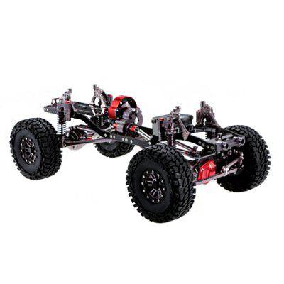 1/10 Cool Racing CNC Frame AXIAL SCX10 Chassis - $353.83 Free ...