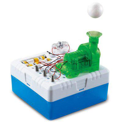 Turbo Air Suspended Ball Toy Kit de bricolaje