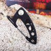 Outdoor Portable Multi-functional EDC Tool - BLACK