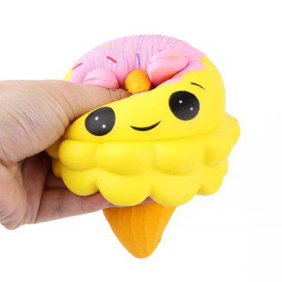 Creative Slow Rising Squishy Pressure-relief Toy