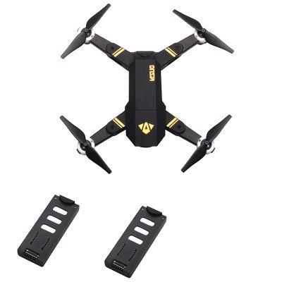 TIANQU VISUO XS809 Mini Foldable RC Drone Altitude Hold / Headless Mode  Image