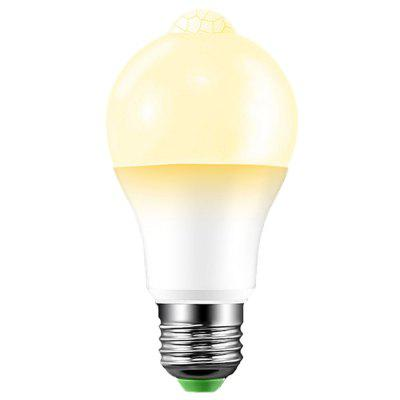 Smart Human Body Induction LED Bulb