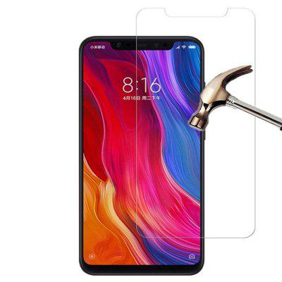 Scratch Resistant 9H Hardness HD Clear Tempered Glass Screen Protector for Xiaomi Mi 8