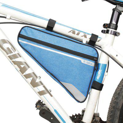 B - Borsa da sella SOUL Bicycle Triangle Bike