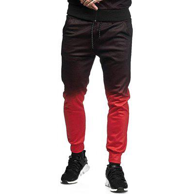 Men Stylish Soft Breathable Sports Exercise Pants