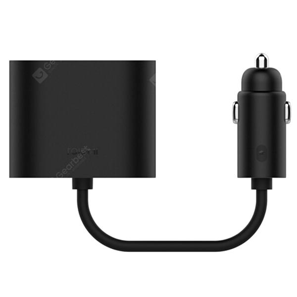 Xiaomi ROIDMI DYQ01RM Car Charger Black