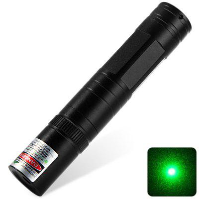 850 Portable 5mW 532nm unică punct verde Laser Pointer