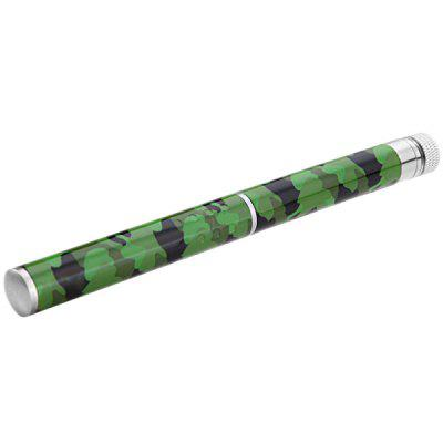 Model Pen portabil 5mW 532nm verde Laser Pointer
