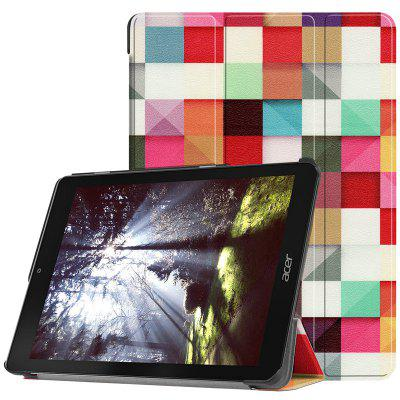 Foldable Painted Tablet Cover for Acer Chromebook Tab 10