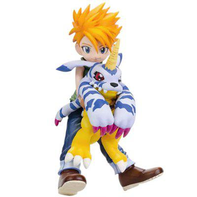 PVC Monster Action Figure Collectible Model Anime Character Toy Home Office Decor