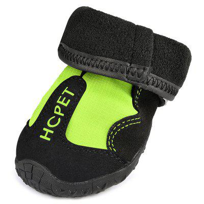 Stylish Rubber Anti-skidding Dog Boots