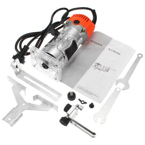 Wired Woodworking Electric Trimming Machine 57 06 Free Shipping