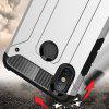 Luanke Shock-proof Armor Defender Phone Back Case for Xiaomi Mi Max 3 - TAUPE