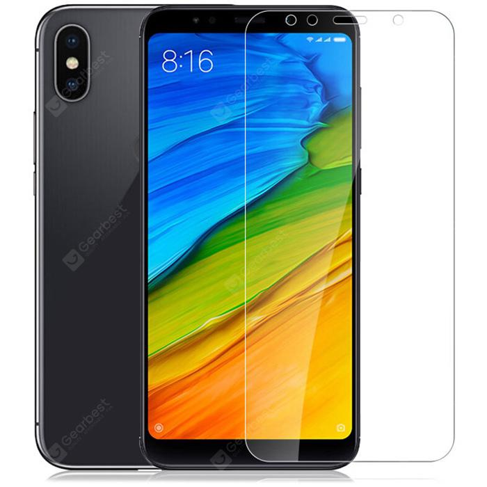 Luanke Tempered Glass Screen Protector for Xiaomi Mi A2 / 6X 2pcs