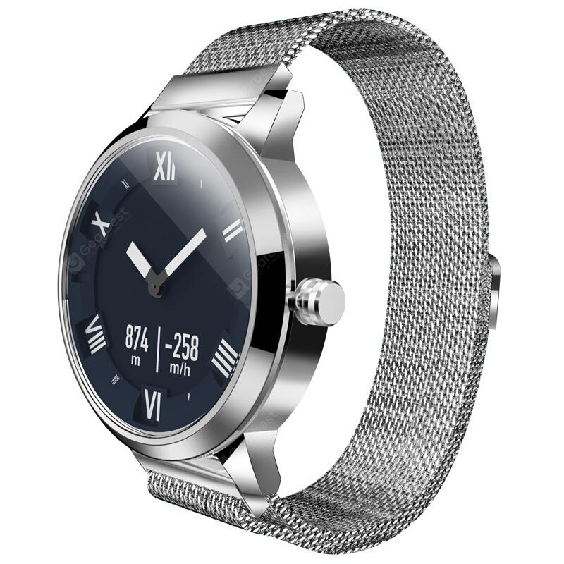 """Lenovo Watch X Plus Bluetooth Waterproof Smartwatch - Silver"""