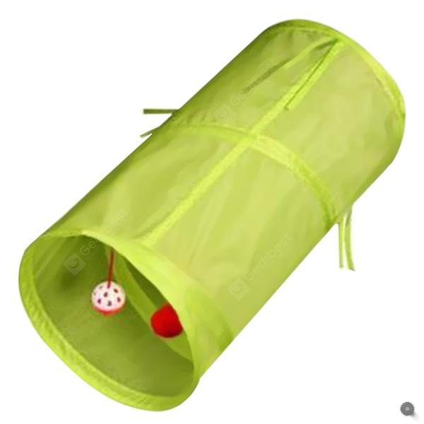 Collapsible Pet Tunnel for Cat Toys