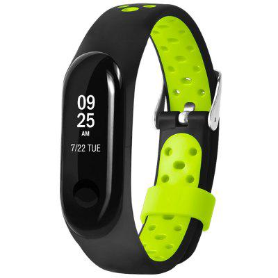 Adjustable Replacement TPE Band Strap for Xiaomi Mi Band 3