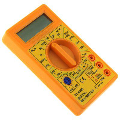 DT830B Mini Hand-held Digital Multimeter