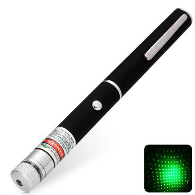 Portabil 5mW 532nm Pen Shape Laser Pointer
