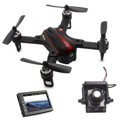 MJX Bugs 3 ( B3 ) 175mm Mini Brushless FPV RC Drone 720P Camera 5.8G 4.3 inch Display RTF Image