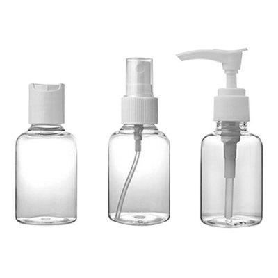 Tuban Portable Plastic 50ml Travel Bottle for Storage
