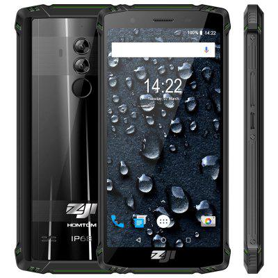 HOMTOM ZOJI Z9 4G Cellphone IP68 Waterproof