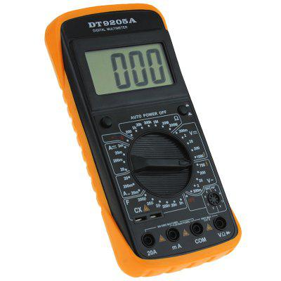 DT9205A Handheld Digitales Multimeter