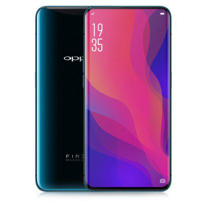 OPPO Find X 4G Phablet English and Chinese Version black shark 4g phablet chinese and english version