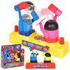 Double Hammer Hitting Interactive Desktop Decompression Toy - GEEL