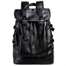 16% OFF Fashionable Outdoor Student Leather School Bag