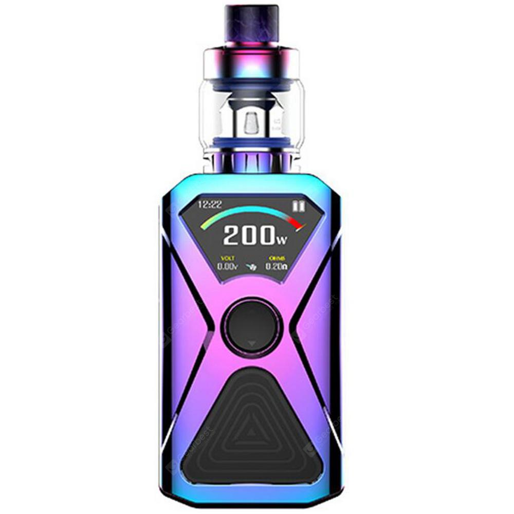 Kangertech XLUM 200W TC Kit for E Cigarette - MULTI