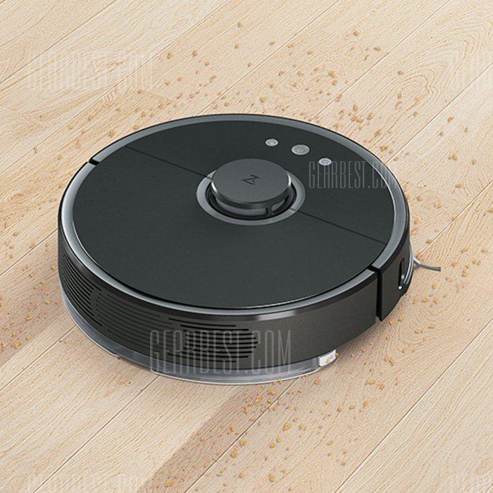 Roborock S55 Intelligent Household Smart Robotic Vacuum Cleaner - BLACK
