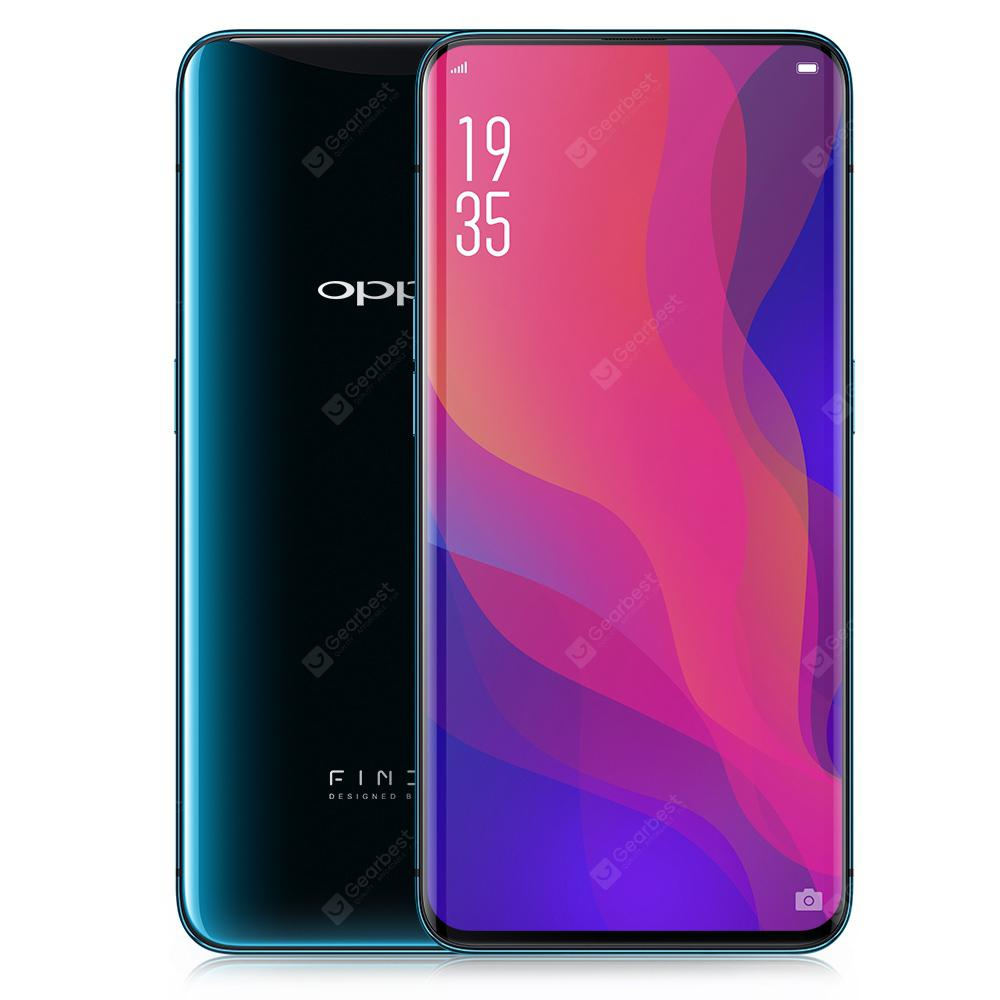 OPPO Find X 4G Phablet English and Chinese Version - BLUE IVY