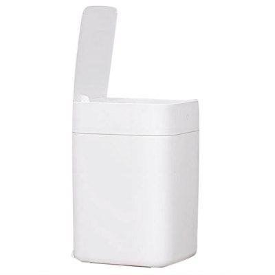 townew T1 Touchless Automatic Motion Sensor Trash Can from Xiaomi Youpin - WHITE