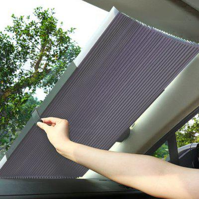 Car Front Windshield Sunscreen Isolation Heat Window Shades
