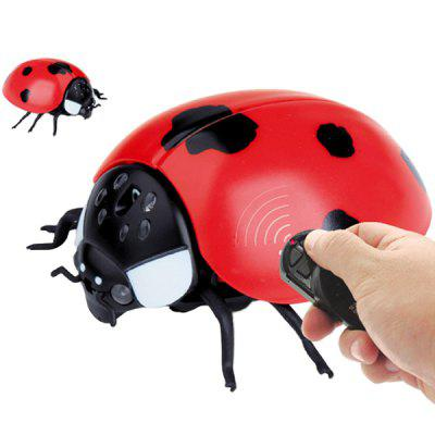 Infrared Ray Remote Control Ladybug Toy