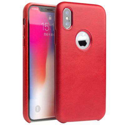 QIALINO Leather Phone Case for iPhoneX