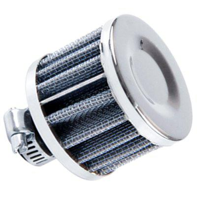 12mm Mini Car Air Intake Filter Cold Turbo Vent