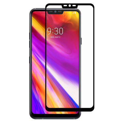 Hat-Prince 0.26mm 9H 2.5D Full Coverage Screen Protector for LG G7 ThinQ