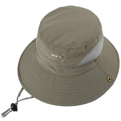 Tuban Stylish Fisherman Hat Outdoor Casual Sunshade Cap