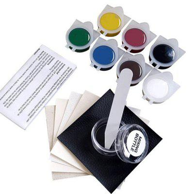 Car Leather Repair Kit Scratch Vinyl Tool