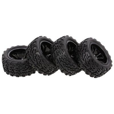 Buggy Tire 10 Spokes Rim Design 4szt