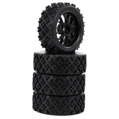 Tyre with Star Tread Pattern 4PCS